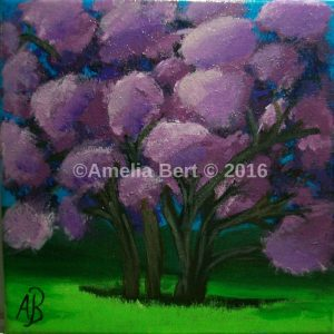 Fertile tree Canvas