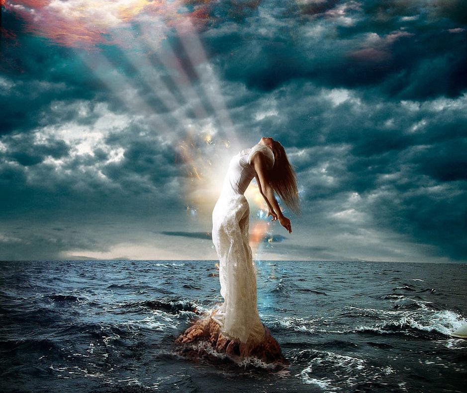 Archangel Ezekiel ~ THE FIFTH DIMENSION