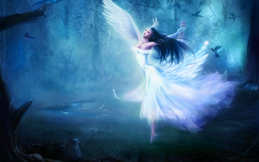 Do Angels have a physical form?