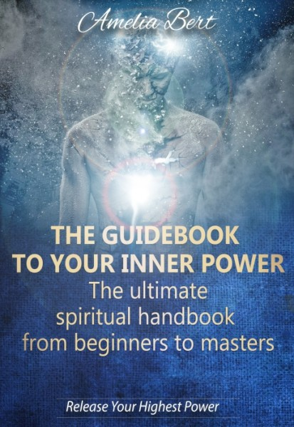 Spiritual Guidebook with inside secrets