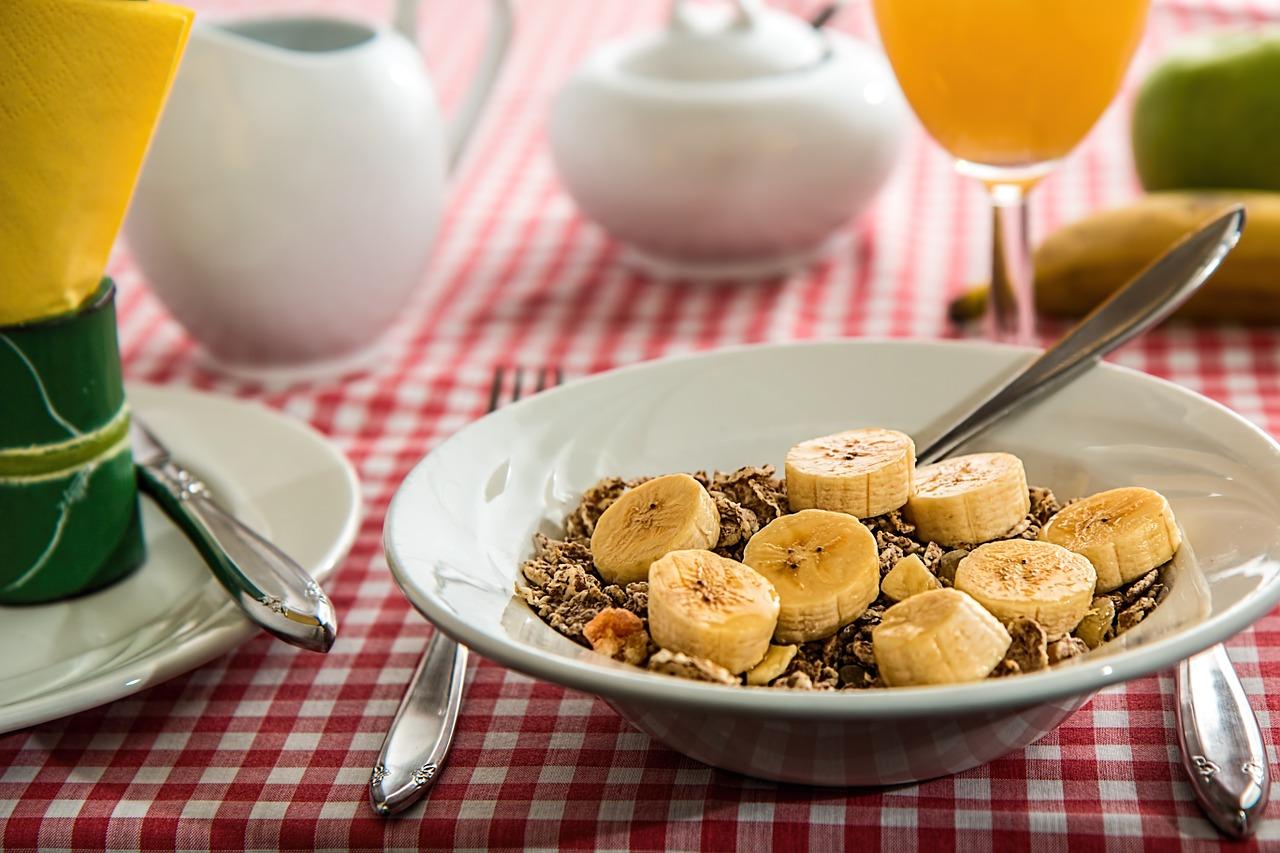Breakthrough on spiritual eating