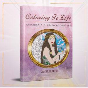 Coloring to life: Archangels and Ascended masters PRINTABLE