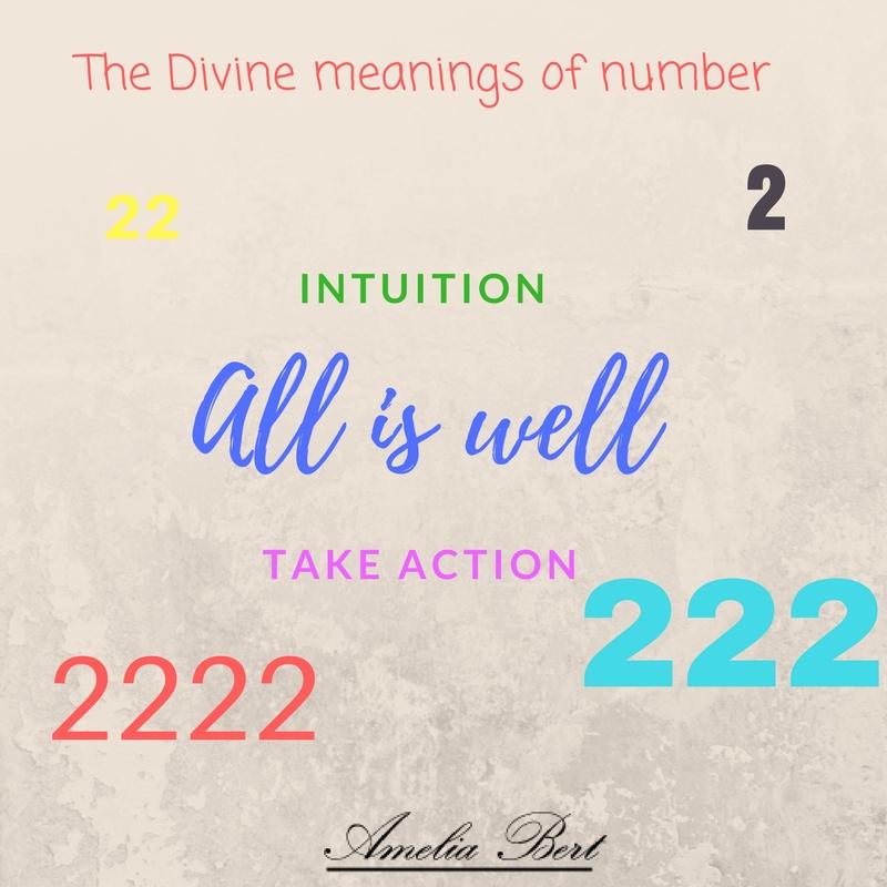 2222 Divine Message