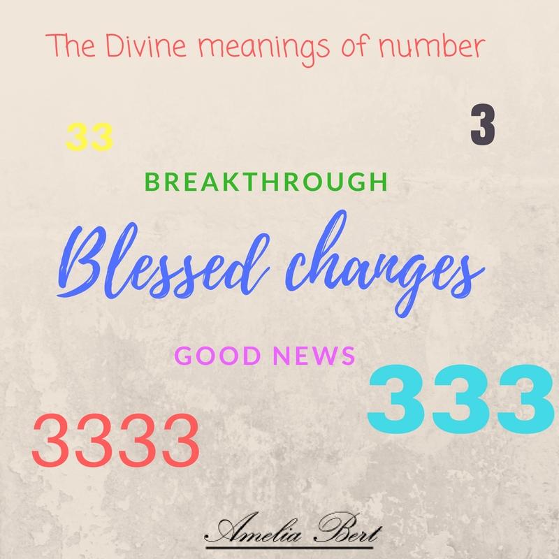 3333 Divine Message