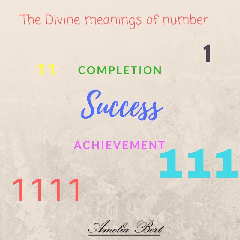 1111 Divine message