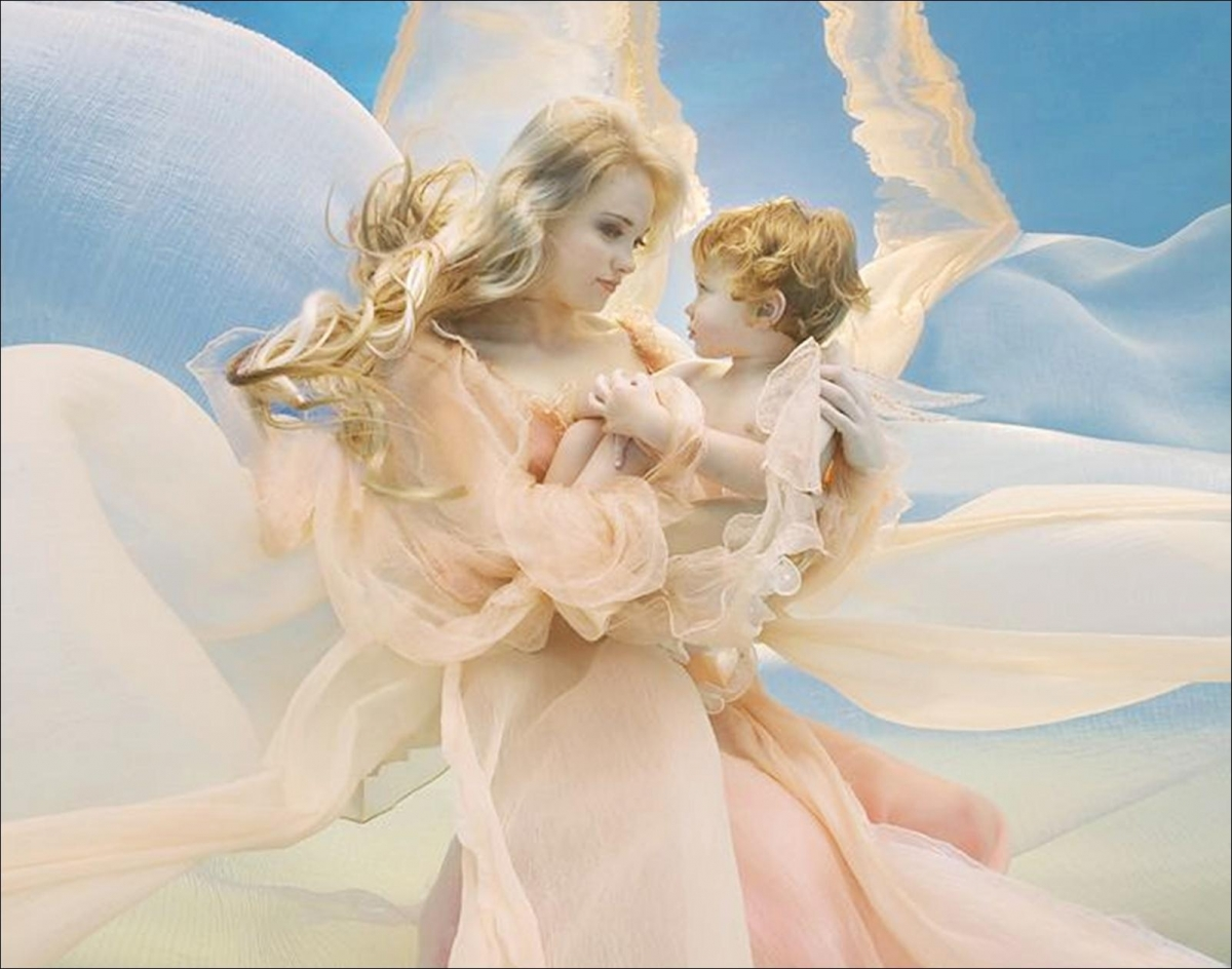 Angel companions and protectors