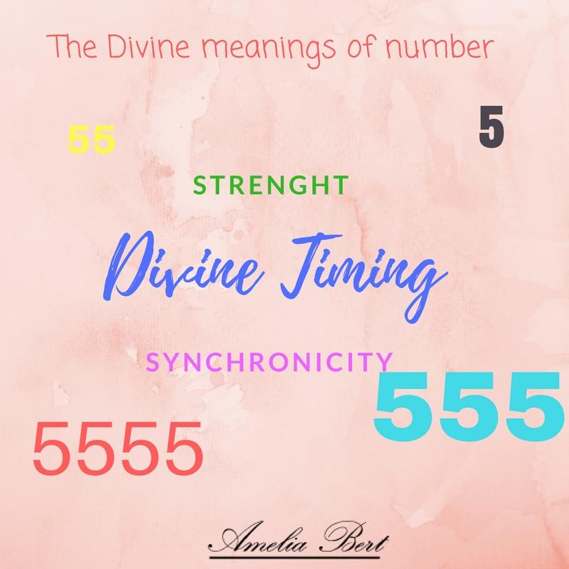 5555 Divine Number