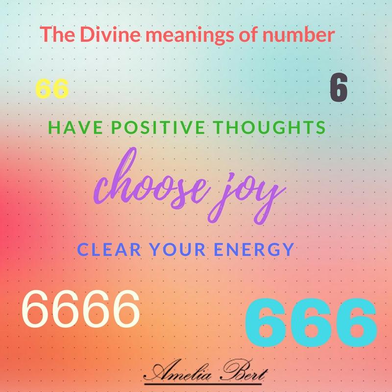 6666 Divine Number