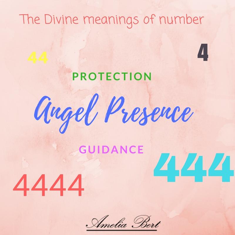 4444 Divine Number