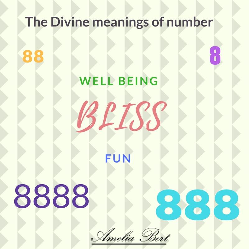 8888 Divine Number