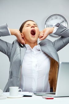 Yawning and its spiritual meaning