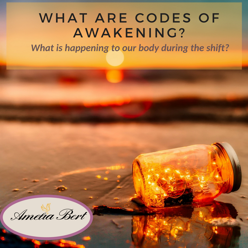 What are codes of awakening and how we experience them