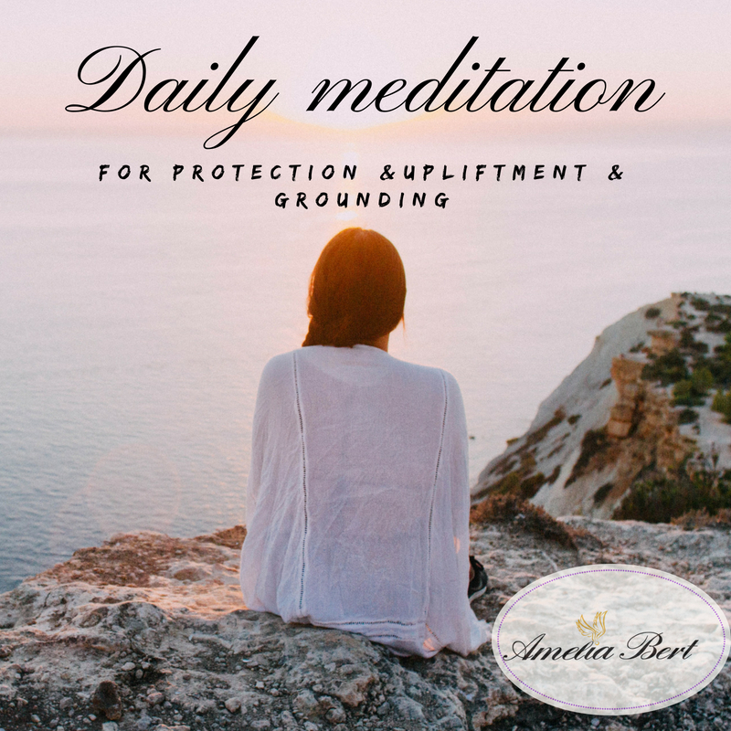 Guided protection meditation
