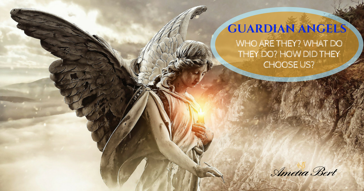 Who the guardian angels are & How they assist us