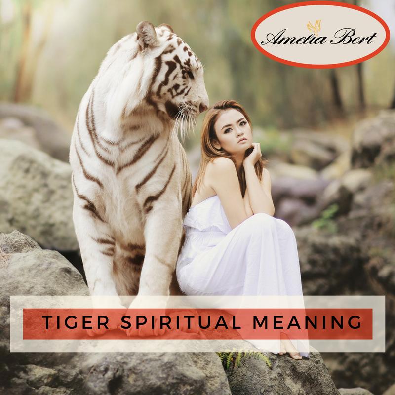 Tiger: spiritual meaning