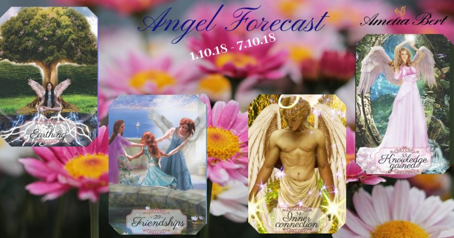 ANGEL FORECAST: 1.10.18 – 7.10.18
