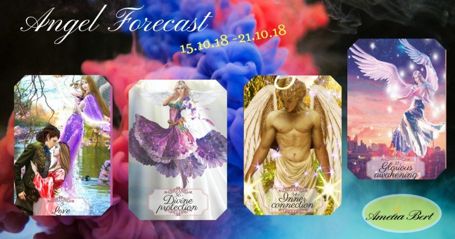 ANGEL FORECAST  15.10.18 – 21.10.18