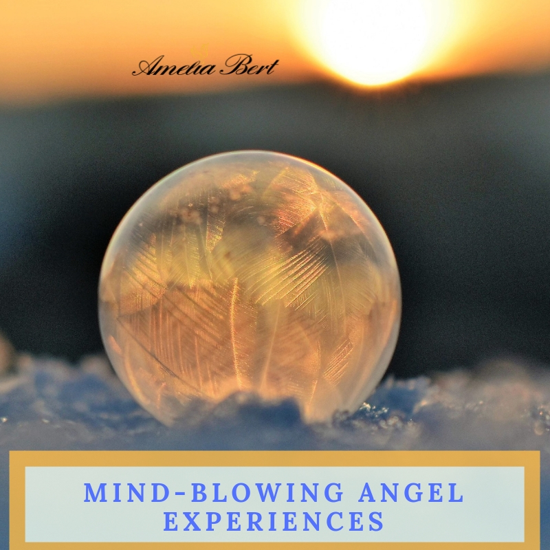 Mind-Blowing Angel experiences