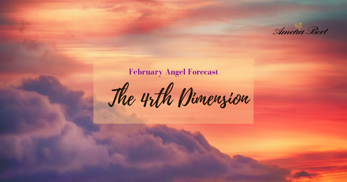 The 4rth dimension: February Forecast