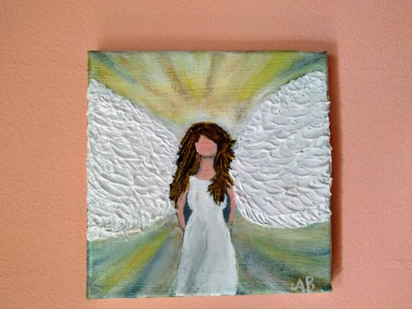 original art angel