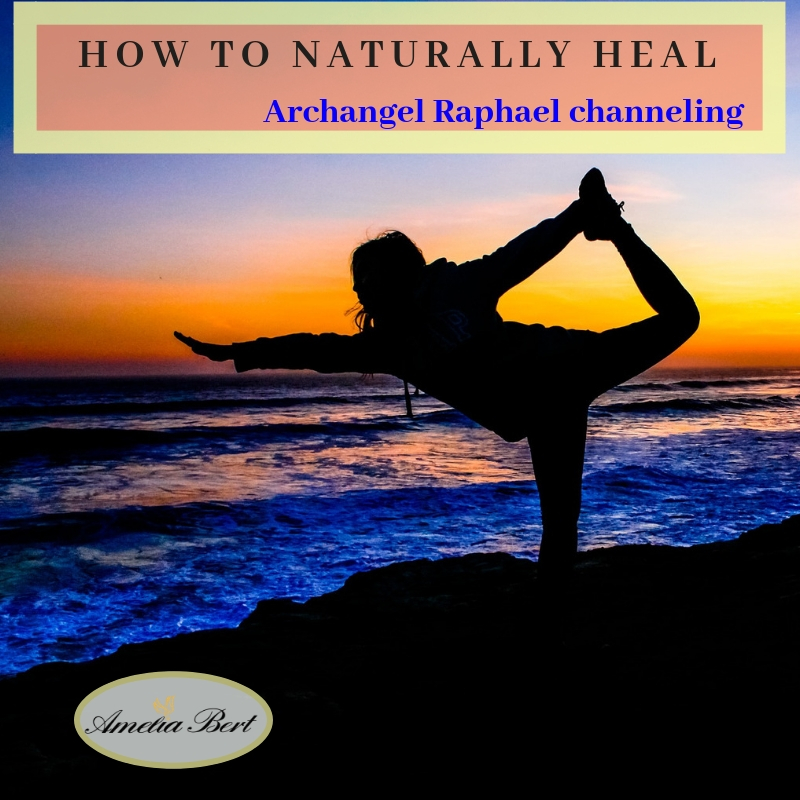 How to naturally heal