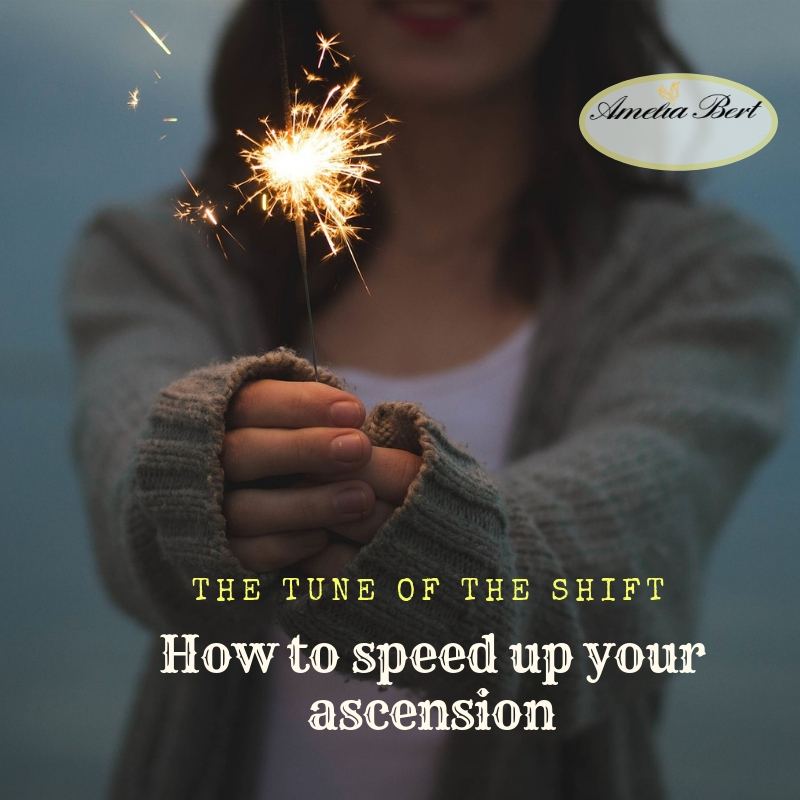 How to speed up your ascension: The tune of the shift