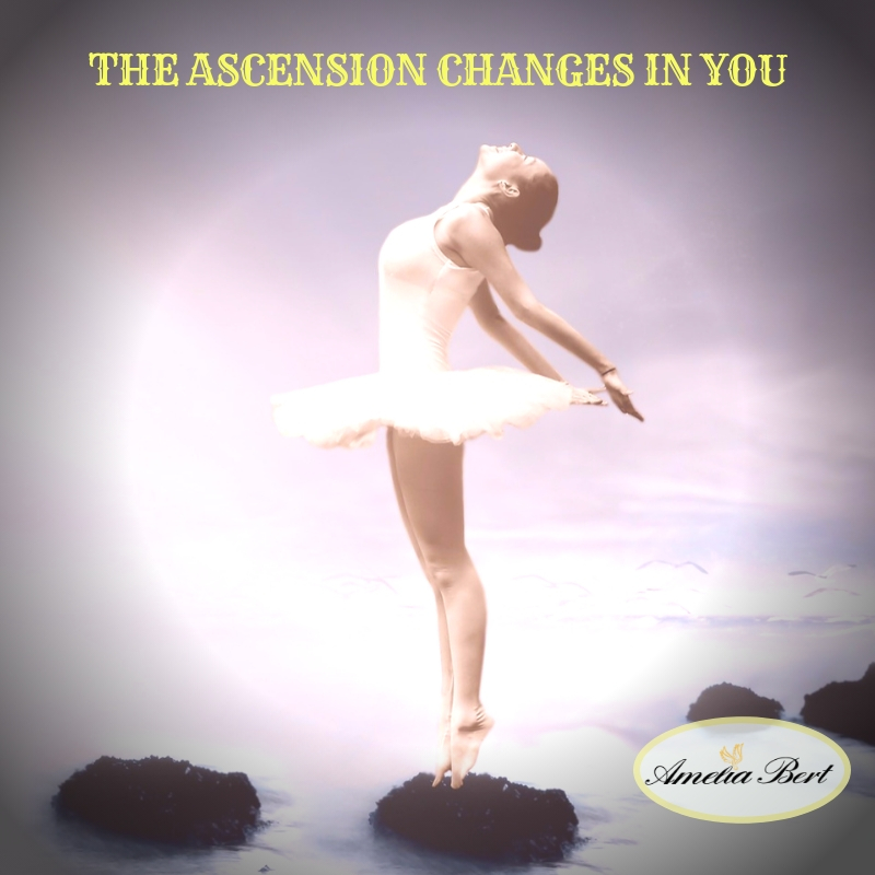 Your fifth dimensional self emerges – ascension changes