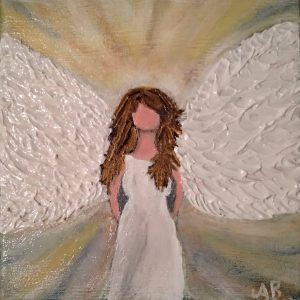 Guardian Angel Canvas