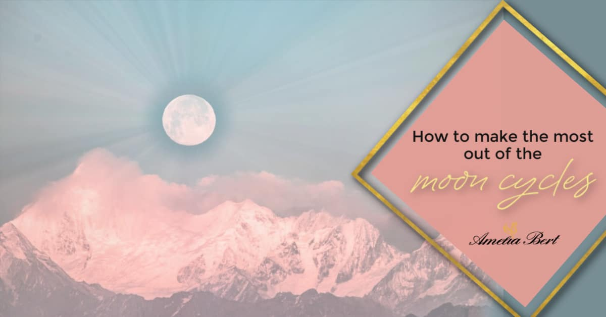 How to make the most out of the moon cycles