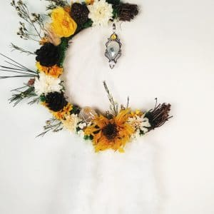 Early spring wreath