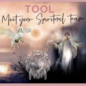 Meet your spiritual team