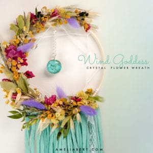 Wind Goddess Wreath