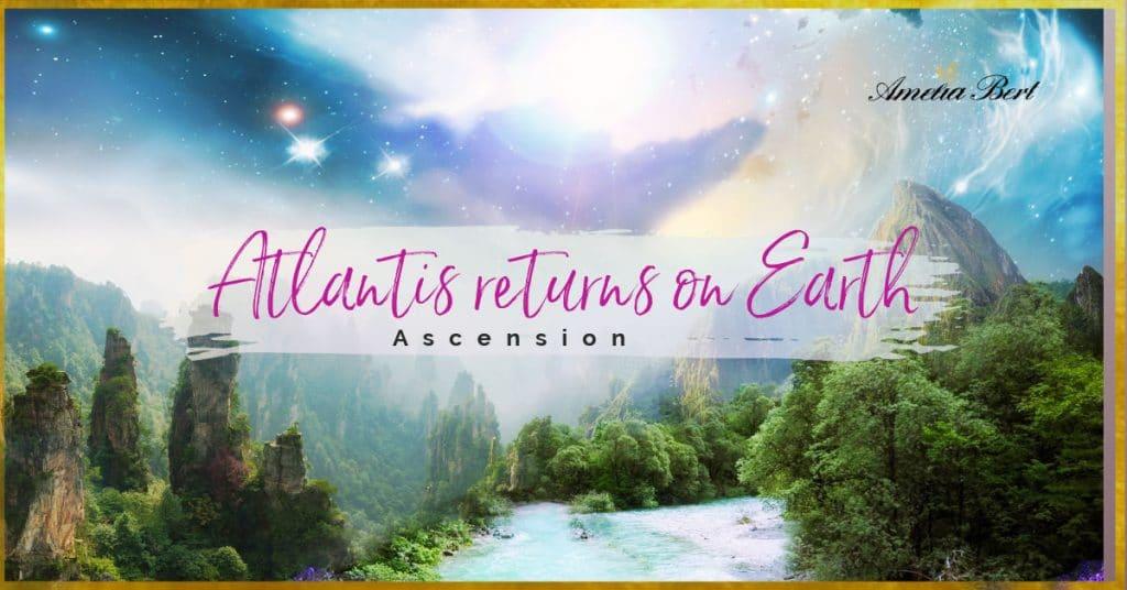 atlantis and spirituality